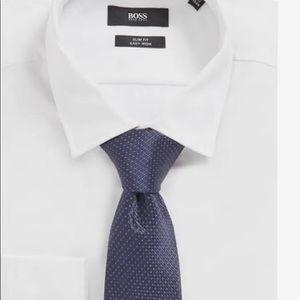 HUGO BOSS ..Men's Hugo Boss Silk Slim Tie 👔